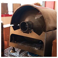 焙煎したての 新鮮なコーヒー豆をお届け